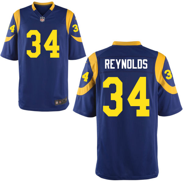 Chase Reynolds Youth Nike Los Angeles Rams Game Alternate Jersey